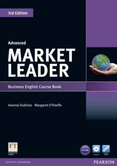 Market Leader 3rd Edition Advanced Coursebook and DVD-ROM Pack