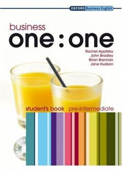 Business one:one Pre-intermediate Student's Book and MultiROM Pack