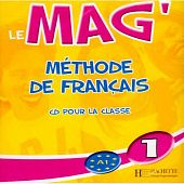 Le Mag' 1 - CD audio classe (Лицензия)