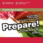 Cambridge English Prepare! Level 5 Class Audio CDs (2) (Лицензия)