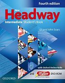 New Headway Intermediate Fourth Edition Student's Book with iTutor and Oxford Online Skills