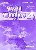 World Wonders 4 Teacher's Book