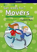 Get Ready for (Second Edition) Movers Student's Book with downloadable audio