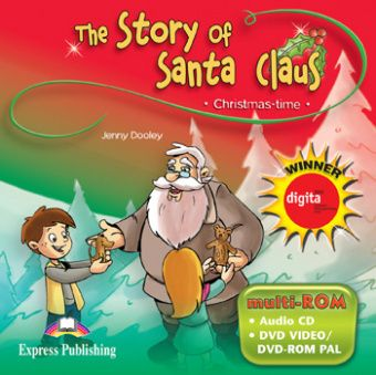 Stage 2 - The Story of Santa Claus multi-ROM (Audio CD / DVD Video & DVD-ROM PAL)