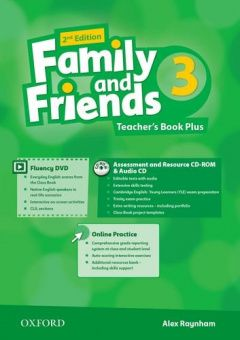 Family and Friends Second Edition 3 Teachers Book Pack