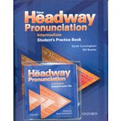 New Headway Pronunciation Course Intermediate Student's Practice Book and Audio CD Pack