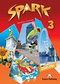 Spark 3 (Monstertrackers) Class Audio CDs (set of 3)