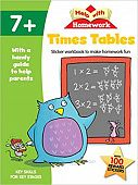 Help with Homework: Workbooks 7+: CQ Times Tables