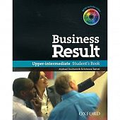 Business Result Upper-Intermediate Student's Book Pack with DVD-ROM