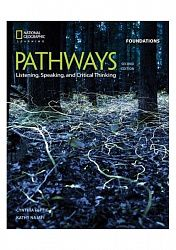Pathways Second Edition Listening, Speaking Foundations Student's Book + Online WB (sticker)