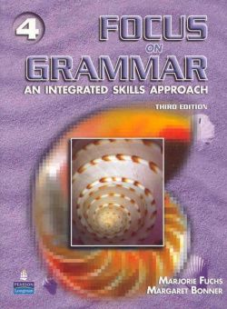 Focus on Grammar 3rd Edition Level 4 Students' Book with Audio CD Package