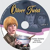 Classic Readers Level 2 Oliver Twist Audio CD