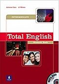 Total English Intermediate Student's Book with DVD