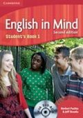 English in Mind (Second Edition) 1 Student's Book with DVD-ROM