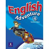 English Adventure 4 Teacher's Book