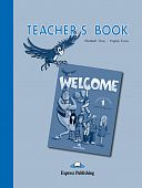 Welcome 1 Teacher's Book