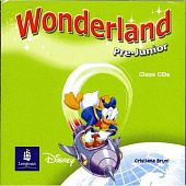 Wonderland Pre-Junior Class CD