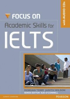 Focus on Academic Skills for IELTS Book (with Audio CD)