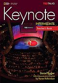 Keynote Intermediate Teachers Book with CD (2)