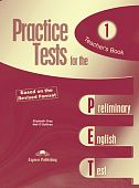 Practice Tests for the PET Teacher's Book (overprinted)