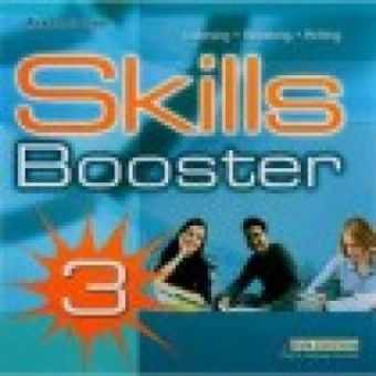 Skills Booster 3 Pre-Intermediate Audio CD