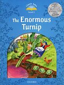 Classic Tales Second Edition: Level 1: The Enormous Turnip e-Book & Audio Pack