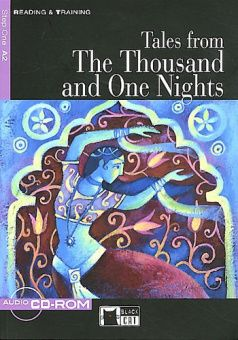 Reading & Training Step 1: Tales from The Thousand and One Nights + CD-ROM