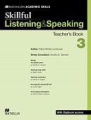 Skillful Listening and Speaking Level 3 Teacher's Book + Digibook