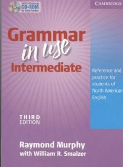 Grammar in Use Intermediate Third Edition Student's Book without answers with CD-ROM