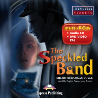 Illustrated Readers Level 2 The Speckled Band Audio CD