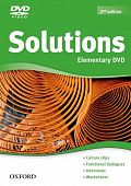 Solutions Second Edition Elementary DVD