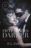 James E.L.  Fifty Shades Darker (film tie-in)
