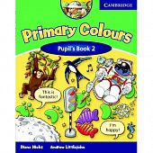 Primary Colours 2 Pupil's Book