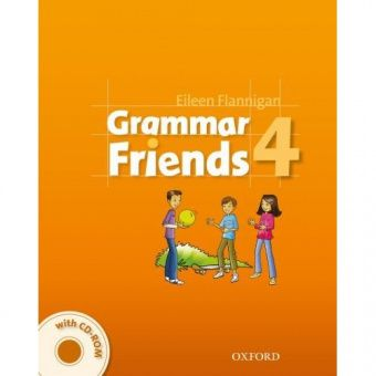 Grammar Friends 4 Student's Book with CD-ROM Pack