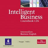 Intelligent Business Intermediate Coursebook CDs (2) (Лицензия)