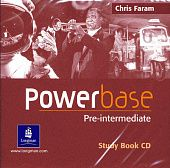 Powerbase Pre-Intermediate Study Book Audio CD