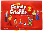 Family and Friends Second Edition 2 Teacher's Resource Pack