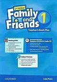 Family and Friends Second Edition 1 Teachers Book Pack