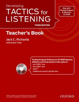 Tactics for Listening Third Edition Developing Teachers Resource Pack