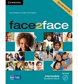 face2face (Second Edition) Intermediate Student's Book with DVD-ROM