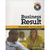 Business Result Intermediate Teacher's Book with Class DVD and Teacher Training DVD