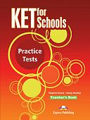 KET for Schools Practice Tests Teacher's Book (overprinted)