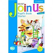 Join Us for English Starter Pupil's Book