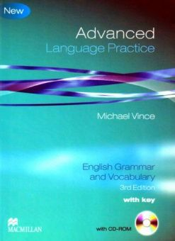 Advanced Language Practice Student's Book with Key + CD-ROM Pack