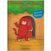 Cookie and Friends Starter, A and B Play Pack (for use with Starter, A and B)