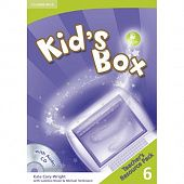 Kid's Box  Level 6 Teacher's Resource Pack with Audio CD