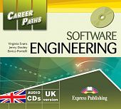 Career Paths: Software Engineering Audio CDs (set of 2)