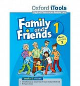 Family and Friends 1 iTools DVD-ROM