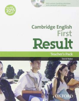 Cambridge English First Result Teacher's Pack