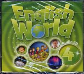 English World 4 Audio CDs (3) (Лицензия)